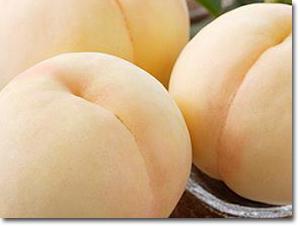 岡山の桃「黄金桃」
